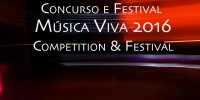Música Viva 2016 International Electroacoustic Composition Competition